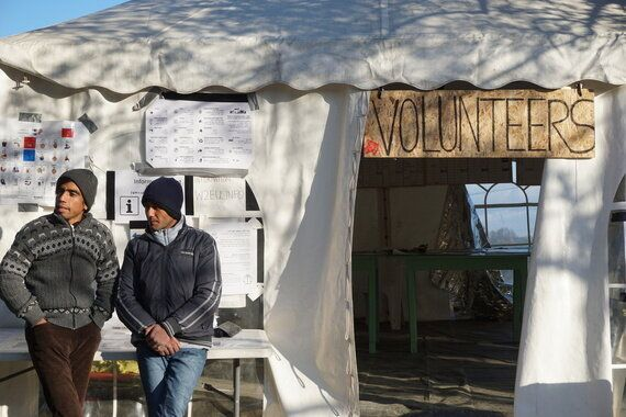 Moria: When UN Camp Failed, Volunteers Built Their