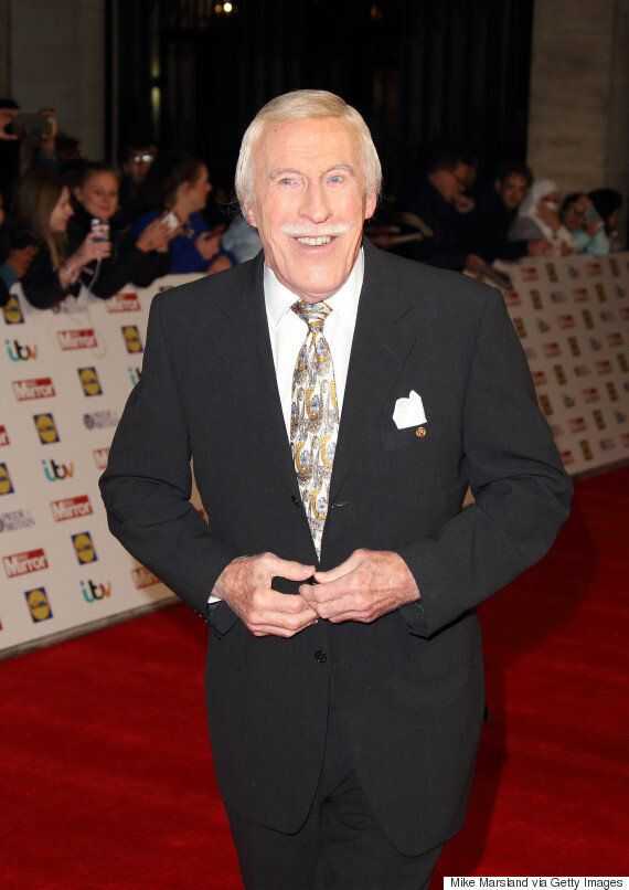 'Strictly Come Dancing' Host Sir Bruce Forsyth Recovering At Home After Keyhole
