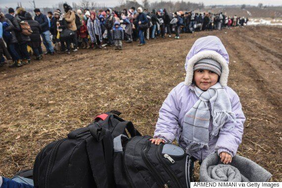 Refugee Children To Be Brought To The UK But Pledge Is 'Extremely Confused', Charity