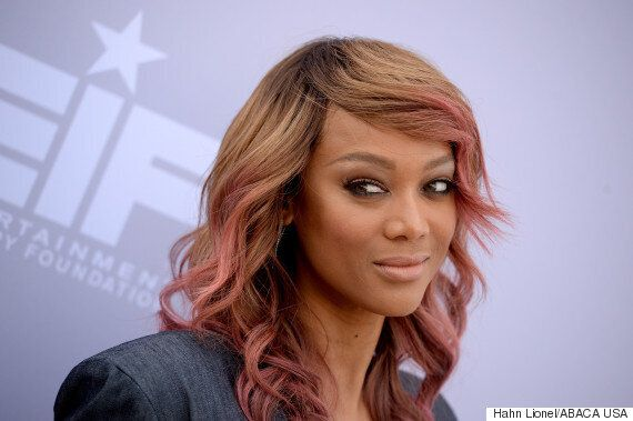 Tyra Banks Announces Birth Of 'Miracle Baby Boy' And Praises 'Angel Of A Woman' Who Carried