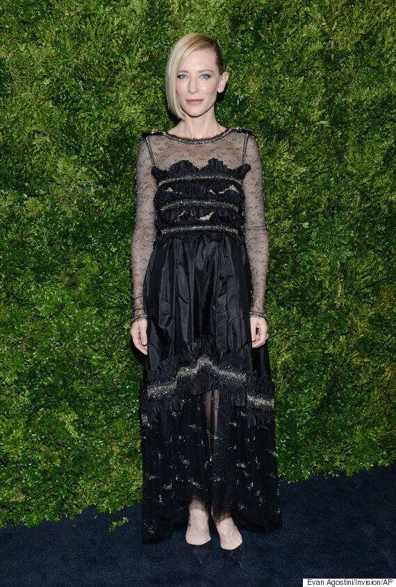 Best Dressed MOMA Film Benefit 2015: Cate Blanchett, Diane Kruger, Rooney Mara And Rose Byrne Rock Winter...