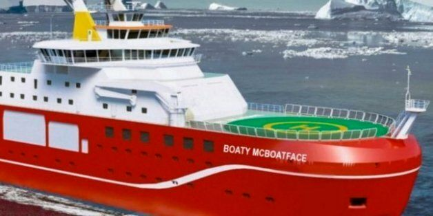 Taking Boaty McBoatface Seriously Will Prove the British Public Is Not a