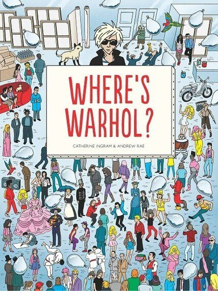 Where's Warhol? A Time Travelling Adventure With a Pop Culture