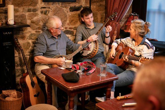 Music at The Rostrevor