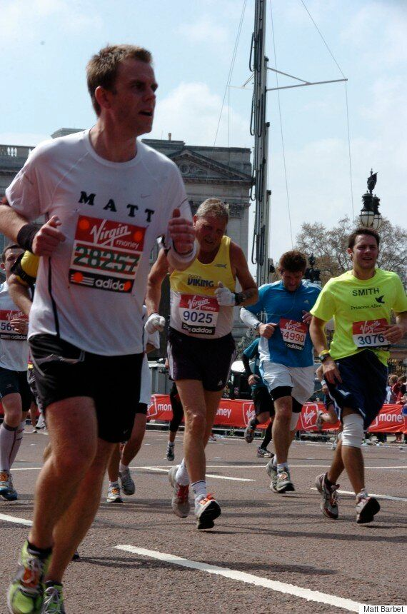 Confronting My Demons and Running the London Marathon