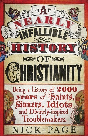 Book Review: A Nearly Infallible History of Christianity