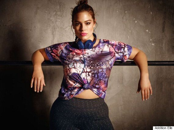 Ashley Graham And The Plus Size Activewear Proving 'Healthy Comes In All Shapes And