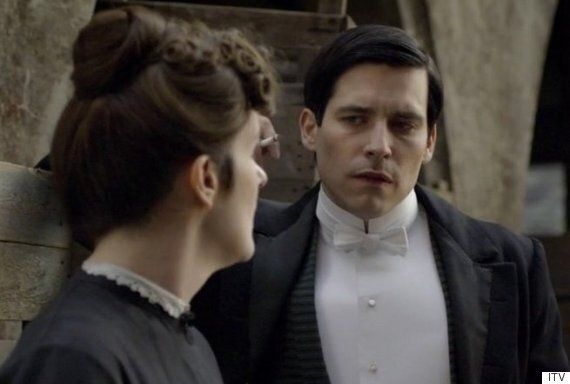 'Downton Abbey's Rob James-Collier On His Tragic Hero Thomas Barrow, Dancing With Dame Maggie Smith And...