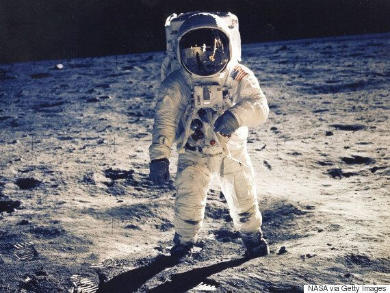 Conspiracy Theories, Such As Faked Moon Landings, Would Have Been Quickly Exposed, Research