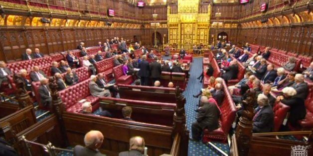 Government Defeated As House Of Lords Votes To Allow 16 And 17-Year-Olds Say In EU