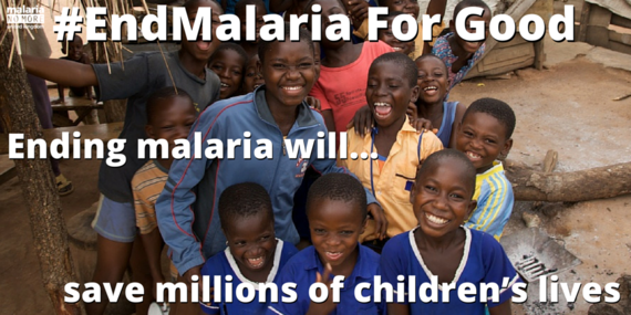 What Will It Take to #EndMalaria for