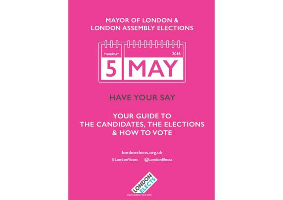 A Voter's Guide to the London Mayoral