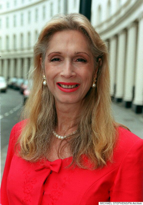 'I'm A Celebrity': Lady Colin Campbell Reveals She Used To Date Former 'EastEnders' Star Larry