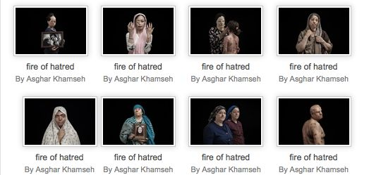 Fire of Hatred - The Most Startling Photos of the
