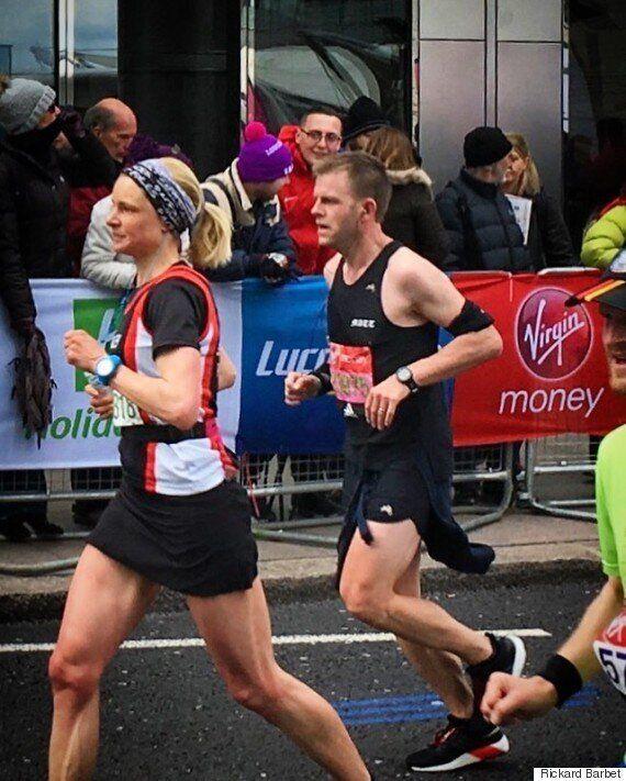 London Marathon -