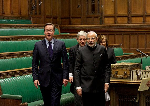 Could the UK Ever Have a British Indian Prime