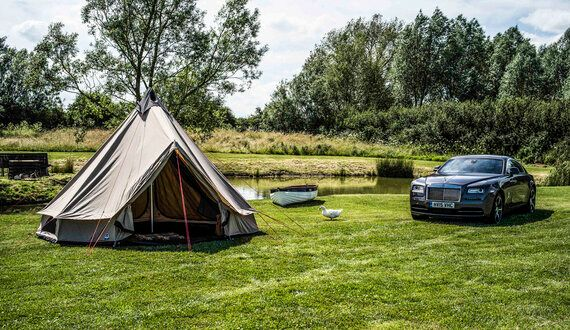 Glamping - the Epitome of