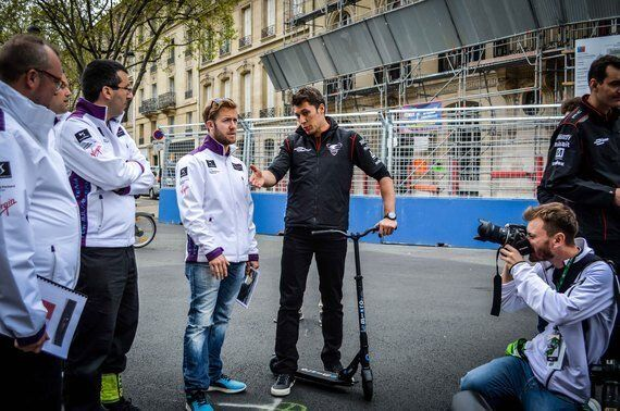 Iced Batteries and Screaming Cars: We Spent A Weekend With a Formula E Team in