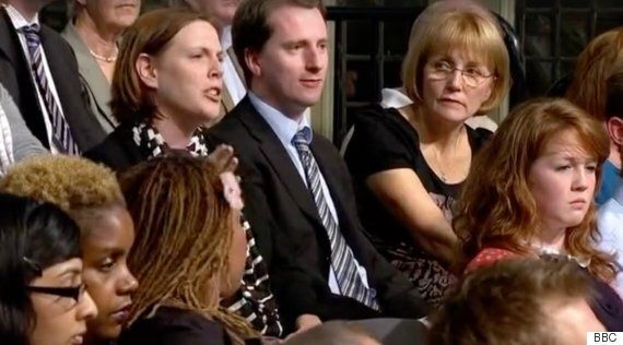 BBC Question Time: Jess Phillips' First Appearance Was As An Impassioned Audience