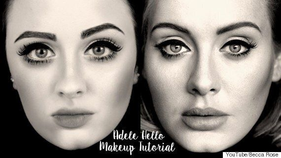 Adele Makeup Transformation: Watch YouTube Vlogger Becca Rose Nail The Singer's 'Hello'