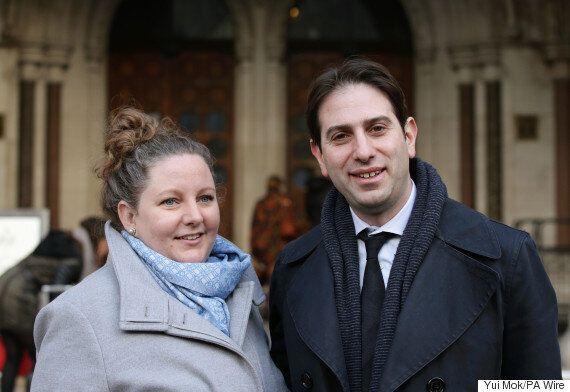 Heterosexual Couple Rebecca Steinfeld And Charles Keidan Denied Civil
