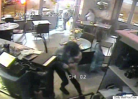 Paris Attacks: Watch Terrifying Moment Woman Avoids Murder After Islamic State Gunman's Weapon
