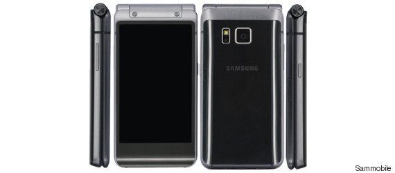 Samsung Is Making An Android Flip Phone And No-One Has A Clue