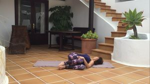 the best yoga postures to help alleviate back pain