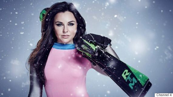 'The Jump': Louisa Lytton Taken To Hospital After Suffering Accident During