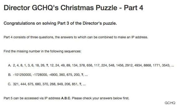 GCHQ's Christmas Card Puzzle Still Hasn't Been