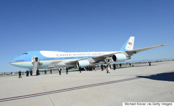 David Cameron And The Government Are Getting A State Of The Art 'Air Force One' For