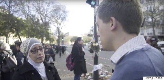Owen Jones Interviews French Muslim Woman About ISIS And