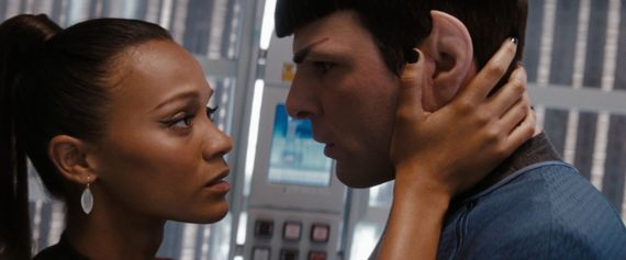 Romance Across the Galaxy: Six Sci-Fi Couples Which Are Guaranteed to Make You