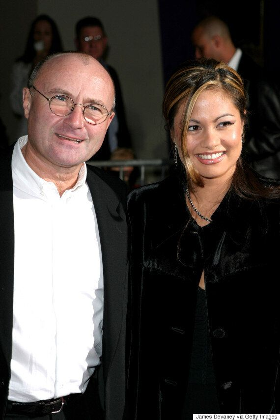 Phil Collins Reunites With Third Wife Orianne Cevey, Despite 'Paying Out £25m In Divorce Settlement'...