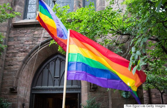 Gay Marriage Support From Christians In The Church Of England Is Now Outstripping Opposition, New Poll