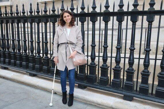 The Fashion Designer Who's Bringing Visual Impairment Into the Fashion