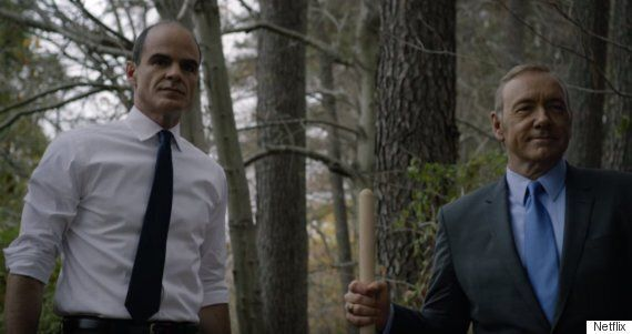 'House Of Cards' Series 4: Kevin Spacey Trailer Teases Sinister New