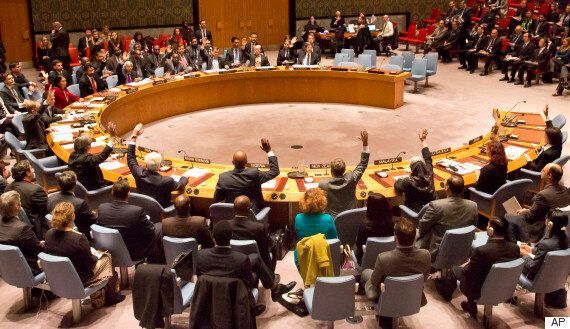 Justine Greening Uses Chair Of UN Security Council To Link Isis Attacks To Lack Of Development In