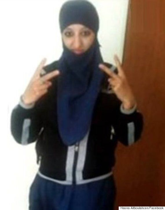Paris Attacks: Video Shows Moment Female Suicide Bomber, Hasna Aitboulahcen, Blows Herself