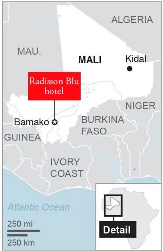 Mali Attack: Special Forces Storm Radisson Blu To End Siege, 80 Hostages Freed, Three Confirmed
