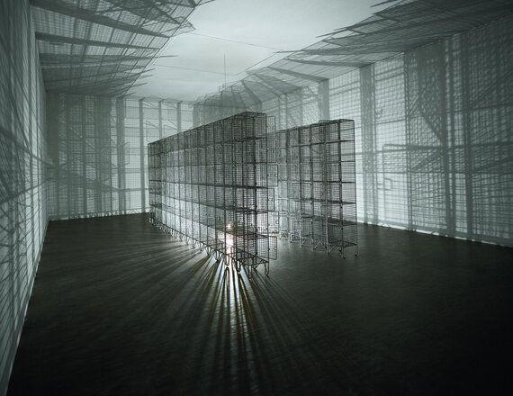 Review: Mona Hatoum, Tate
