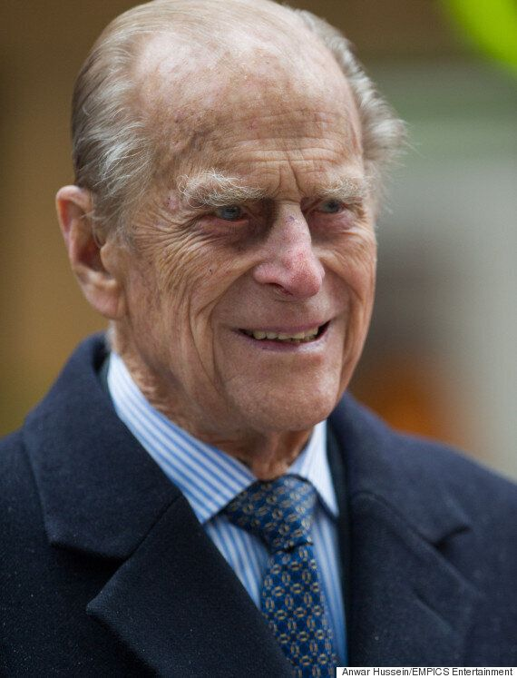 Prince Philip Tells Birmingham Station Announcer She Should Speak With An English