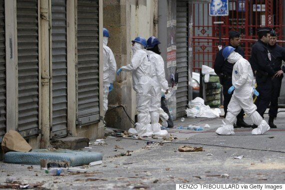 Paris Attacks: Third Body Found In Blast Wreckage Following Police Raid In