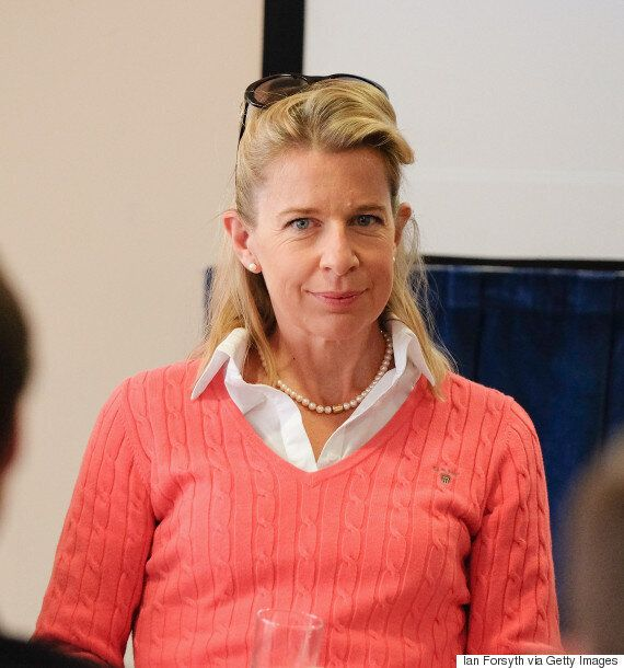 Katie Hopkins Tweets Pic Of Facial Injuries Sustained During Epileptic Fit, Says Faith In Mankind Has...