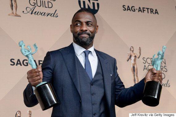 SAG Awards 2016: Idris Elba Makes Oscars Dig Amid Diversity Row, Following