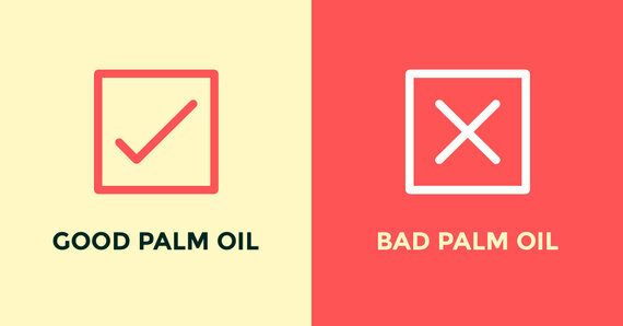 Worried About Palm Oil? Turns Out It's Not All
