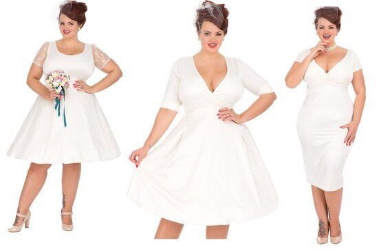 How I've Seen The Plus Size Wedding Industry