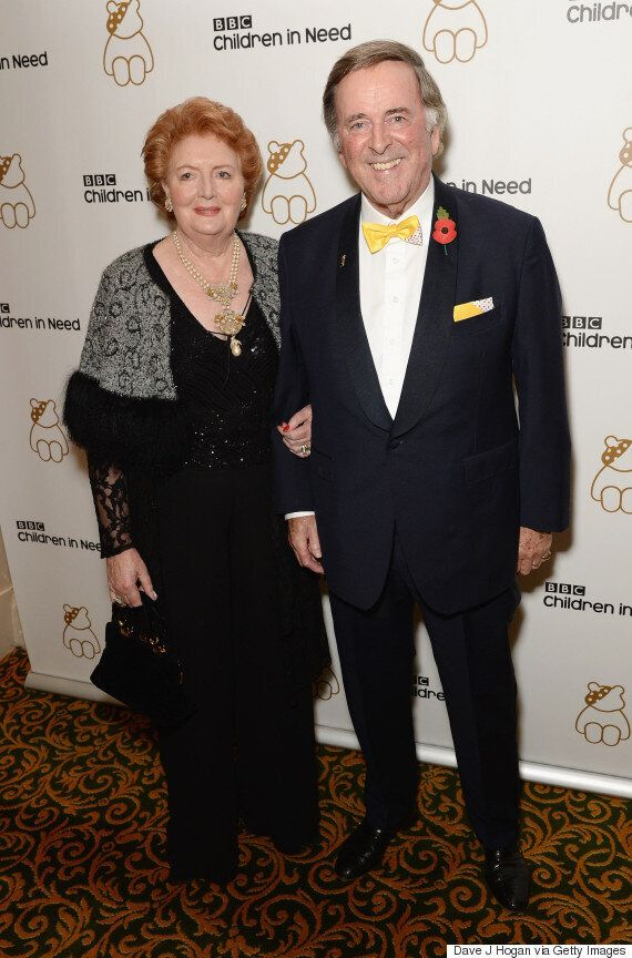 Terry Wogan's Wife 'Relieved' His Cancer Battle Is Over, As It Emerges He Told Friends He 'Had A Bad Back'
