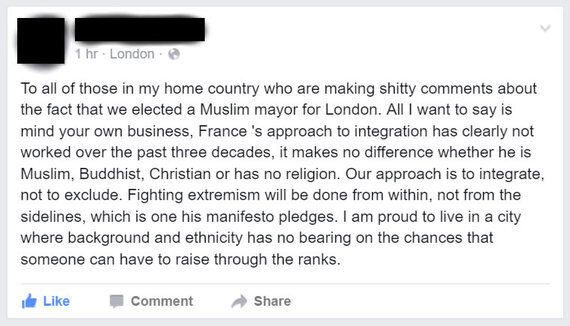 A Classy Response to The Khan-Hate
