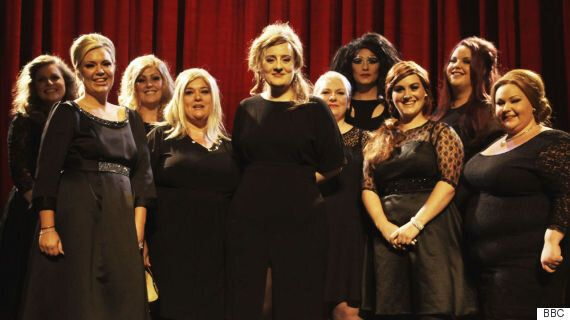 Adele Dons Disguise To Become An Adele Impersonator For Hilarious And Emotional Prank On 'Adele At The...